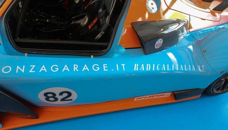 Radical RXC Turbo 500 provata in pista - Foto 21 di 35