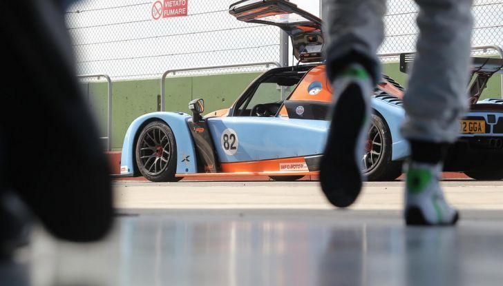 Radical RXC Turbo 500 provata in pista - Foto 26 di 35