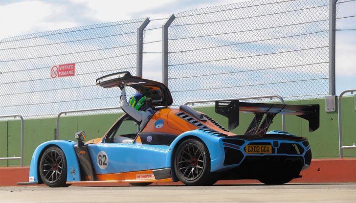 Radical RXC Turbo 500 provata in pista - Foto 27 di 35