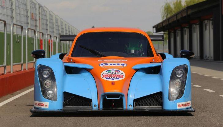 Radical RXC Turbo 500 provata in pista - Foto 30 di 35