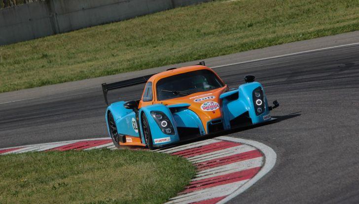 Radical RXC Turbo 500 provata in pista - Foto 33 di 35
