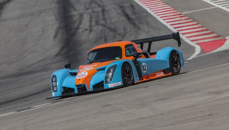 Radical RXC Turbo 500 provata in pista - Foto 35 di 35