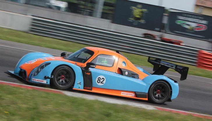 Radical RXC Turbo 500 provata in pista - Foto 6 di 35