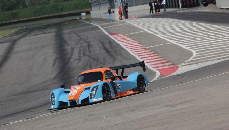 Radical RXC Turbo 500 provata in pista - Foto 7 di 35