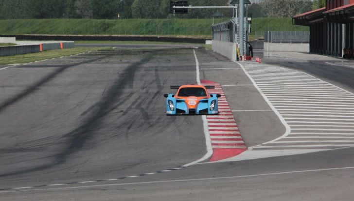 Radical RXC Turbo 500 provata in pista - Foto 8 di 35