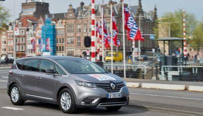 Renault e la dichiarazione europea di Amsterdam a favore del veicolo autonomo