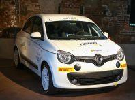 Renault Twingo R1 debutta nei rally italiani