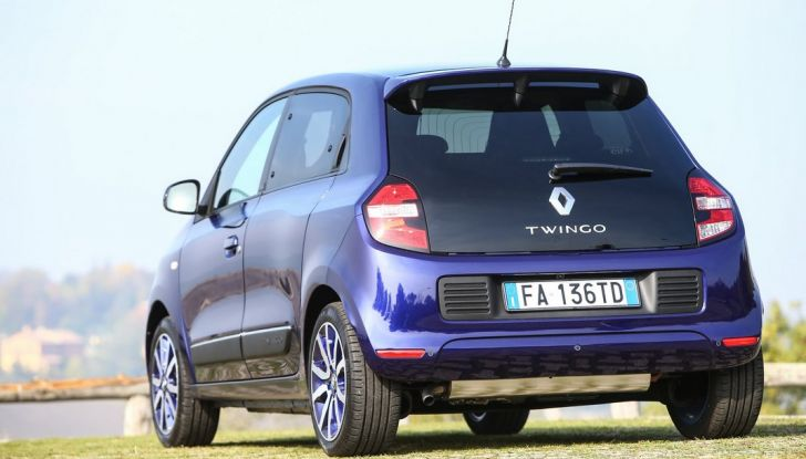 Renault Twingo LOVELY e LOVELY2: serie limitate all'insegna del Glamour - Foto 7 di 10