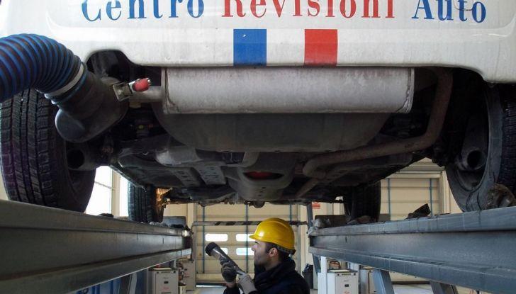 Revisione auto, dal 21 maggio cambiano le regole e i certificati - Foto 6 di 9