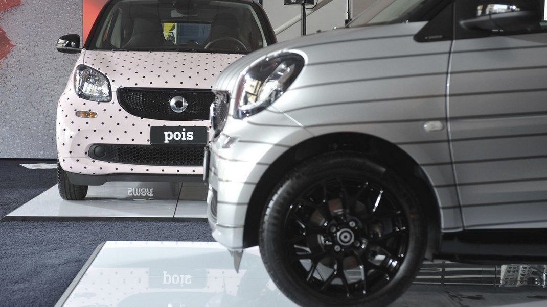 Smart garage italia collection la prima serie speciale for Garage smart la valentine