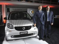 Smart Garage Italia Collection, la prima serie speciale Smart by Garage Italia Customs
