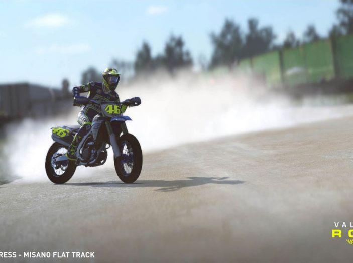 Il videogioco dedicato a Valentino Rossi arriva il 16 giugno - Foto 3 di 4