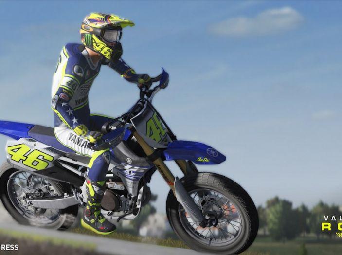 Il videogioco dedicato a Valentino Rossi arriva il 16 giugno - Foto 2 di 4