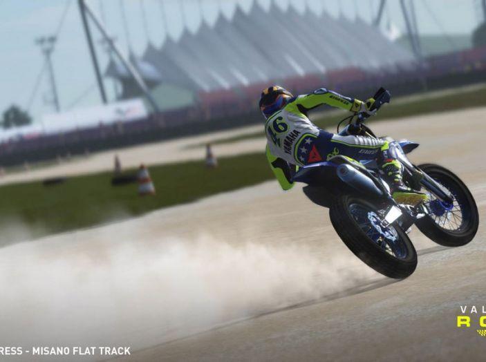 Il videogioco dedicato a Valentino Rossi arriva il 16 giugno - Foto 1 di 4