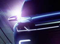 Volkswagen Beijing Concept Car: la nuova Touareg