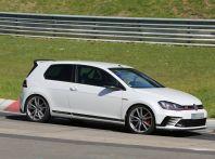 Volkswagen Golf GTI Clubsport: test al Nurburgring