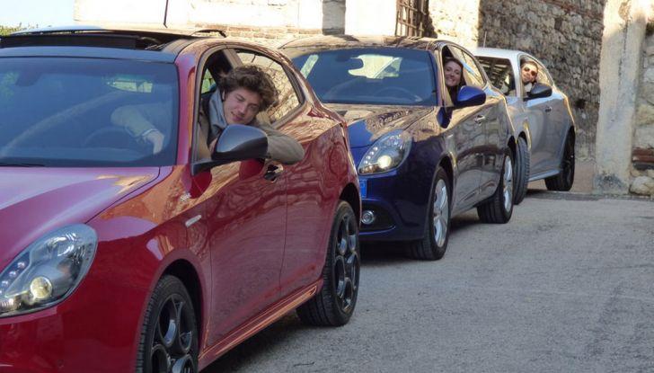 Contest Provala Tu con Alfa Romeo Giulietta: Ecco i vincitori! - Foto 2 di 15