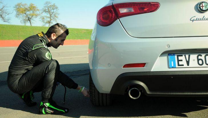 Contest Provala Tu con Alfa Romeo Giulietta: Ecco i vincitori! - Foto 8 di 15