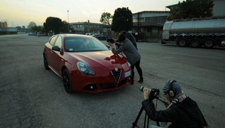 Contest Provala Tu con Alfa Romeo Giulietta: Ecco i vincitori! - Foto 11 di 15