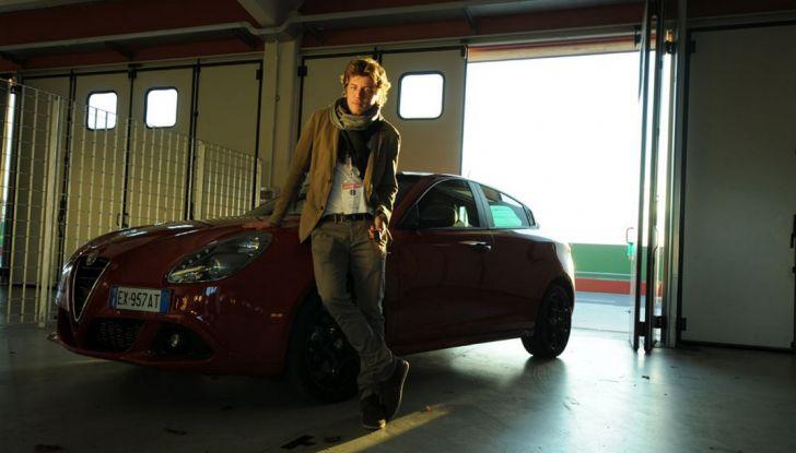 Contest Provala Tu con Alfa Romeo Giulietta: Ecco i vincitori! - Foto 12 di 15