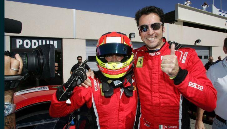 Benucci Balzan (MP1 Corse,Ferrari 458 Italia, GT3 #9)