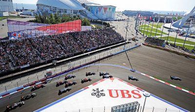 Formula 1, Sochi: è ancora Rosberg