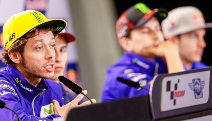 Austin, MotoGP 2016: Le dichiarazioni dopo la gara - Foto 32 di 40