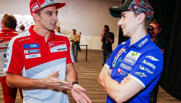 Austin, MotoGP 2016: Le dichiarazioni dopo la gara - Foto 29 di 40