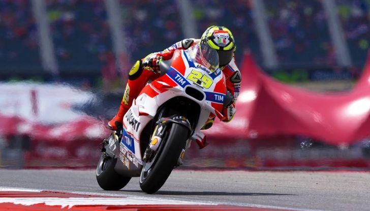 MotoGP, Marquez vince ad Austin. Rossi: caduta e ritiro. - Foto 9 di 13