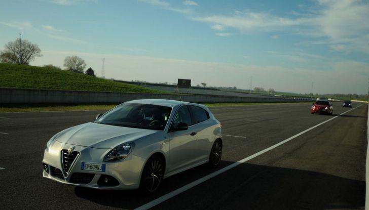 Contest Provala Tu con Alfa Romeo Giulietta: Ecco i vincitori! - Foto 13 di 15