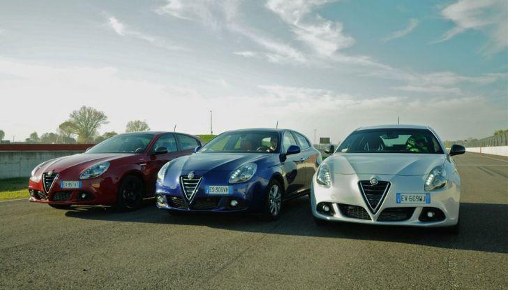 Contest Provala Tu con Alfa Romeo Giulietta: Ecco i vincitori! - Foto 1 di 15