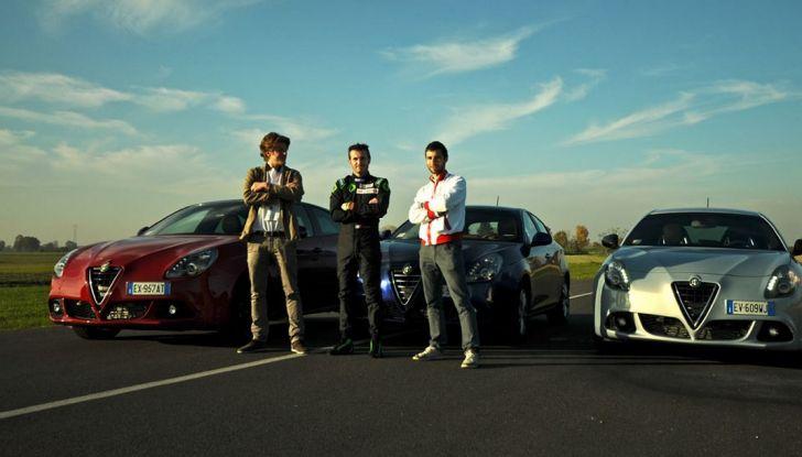 Contest Provala Tu con Alfa Romeo Giulietta: Ecco i vincitori! - Foto 14 di 15