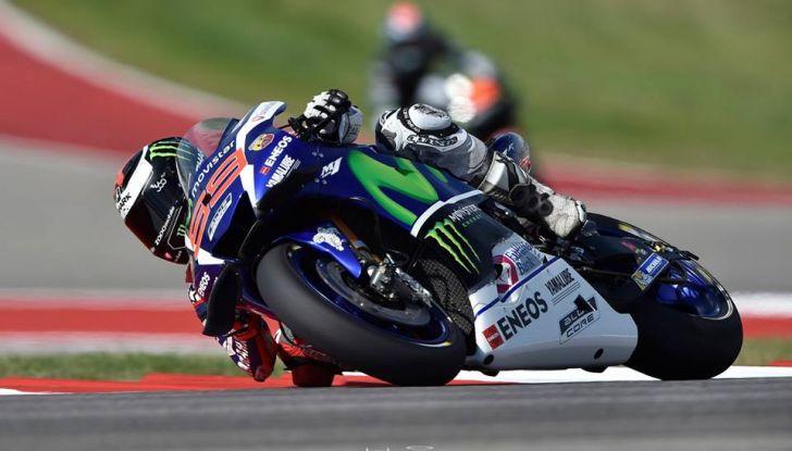 MotoGP, Marquez vince ad Austin. Rossi: caduta e ritiro. - Foto 3 di 13