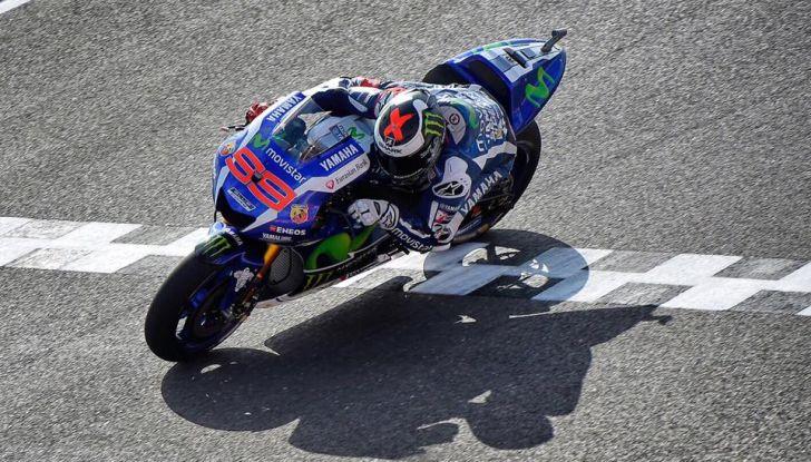 MotoGP, Marquez vince ad Austin. Rossi: caduta e ritiro. - Foto 10 di 13