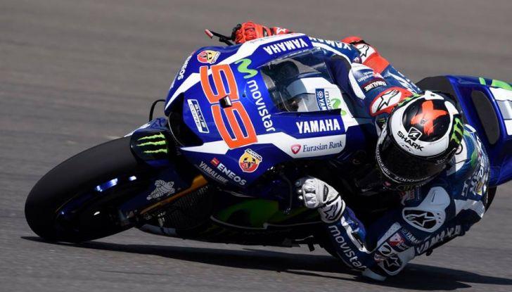 MotoGP: Marquez vince in Argentina, Rossi è secondo - Foto 10 di 15