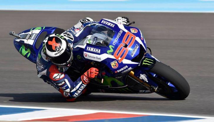 MotoGP: Marquez vince in Argentina, Rossi è secondo - Foto 5 di 15