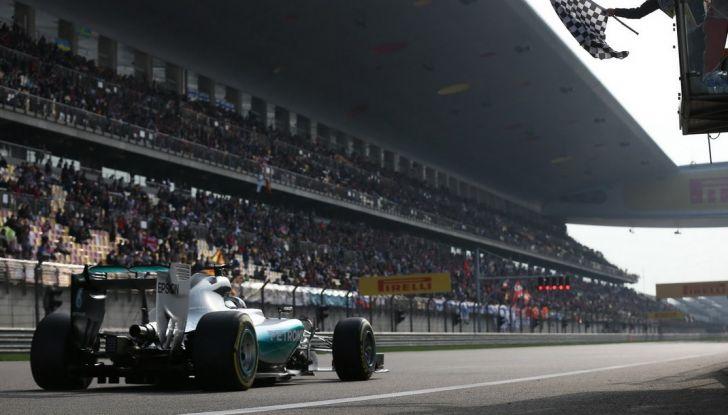 Orari F1 2016, GP della Cina: La diretta su Rai e Sky Sport - Foto 6 di 18