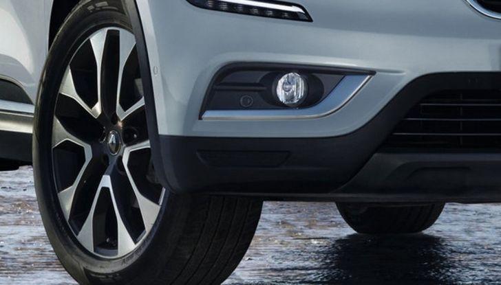 Nuovo Renault Koleos: prime foto ufficiali - Foto 2 di 6