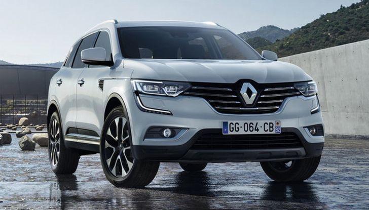Nuovo Renault Koleos: prime foto ufficiali - Foto 1 di 6