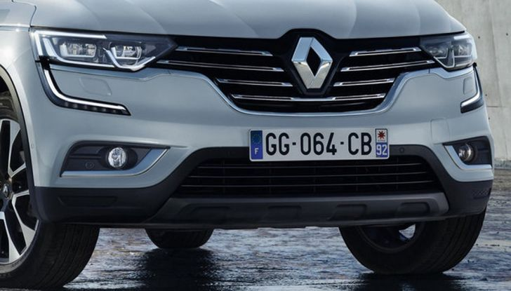 Nuovo Renault Koleos: prime foto ufficiali - Foto 3 di 6