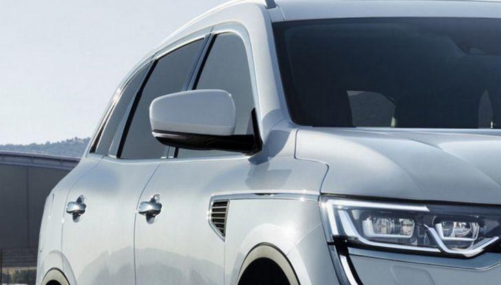 Nuovo Renault Koleos: prime foto ufficiali - Foto 5 di 6