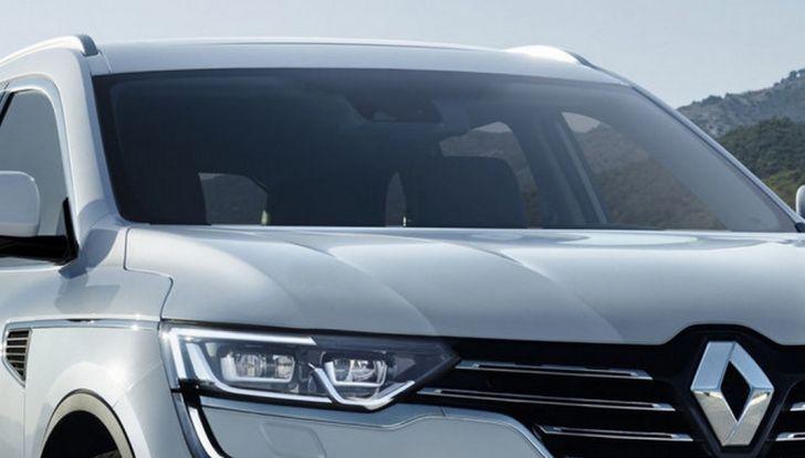 Nuovo Renault Koleos: prime foto ufficiali - Foto 6 di 6