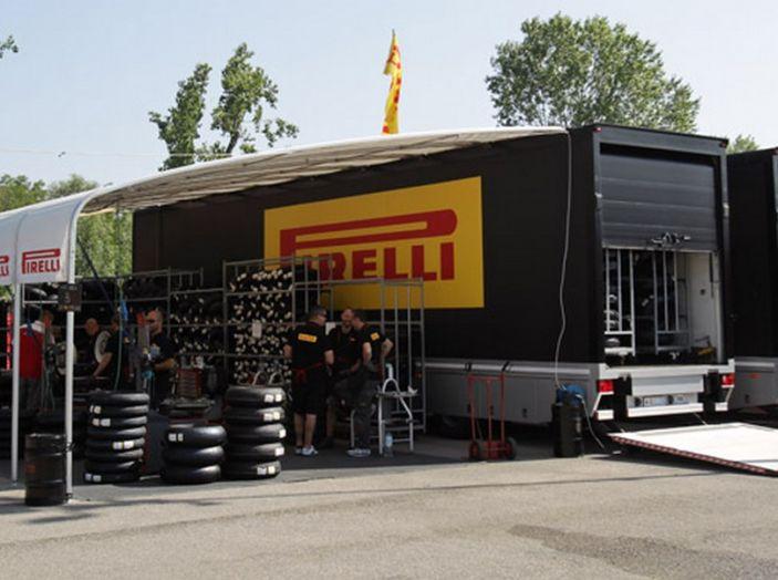 World SBK: per il GP di IMOLA tutto pronto per Pirelli - Foto 3 di 4
