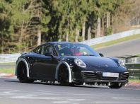 Porsche 911 nuova generazione: sorpresa in pista al Nurburgring
