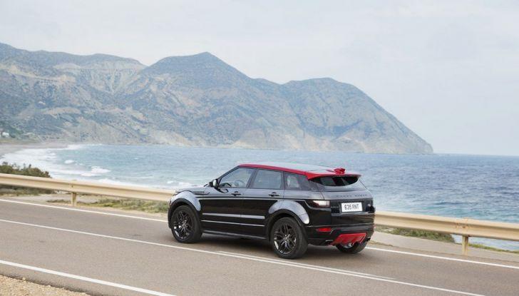 Range Rover Evoque Ember Special Edition - Foto 8 di 18