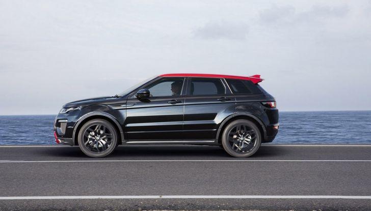 Range Rover Evoque Ember Special Edition - Foto 9 di 18