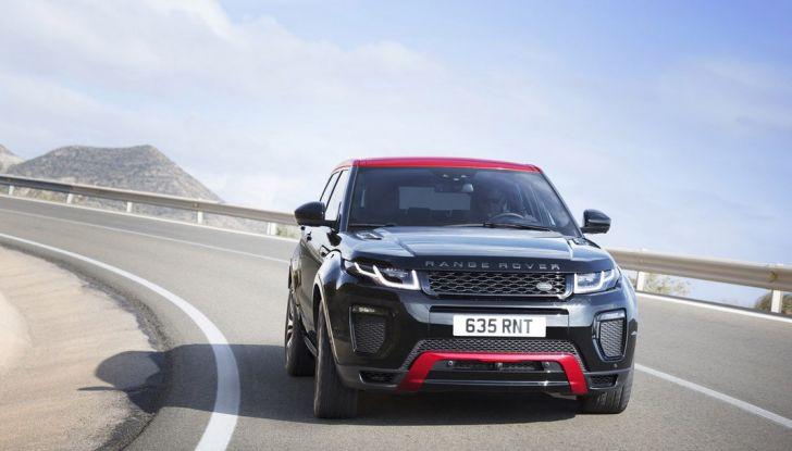 Range Rover Evoque Ember Special Edition - Foto 10 di 18