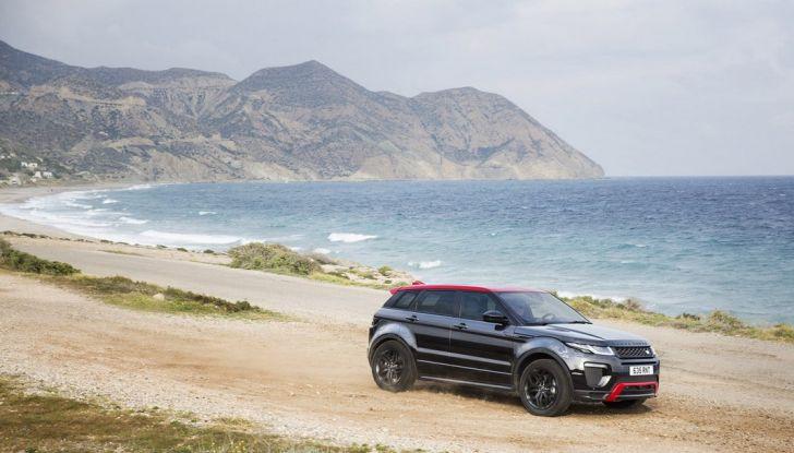Range Rover Evoque Ember Special Edition - Foto 13 di 18