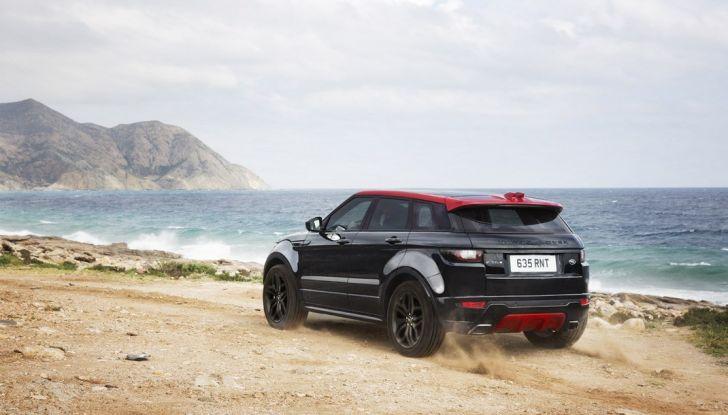 Range Rover Evoque Ember Special Edition - Foto 15 di 18