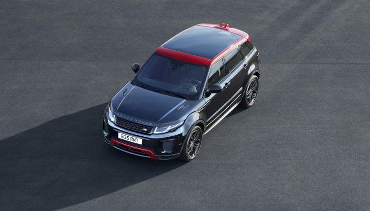 Range Rover Evoque Ember Special Edition - Foto 16 di 18